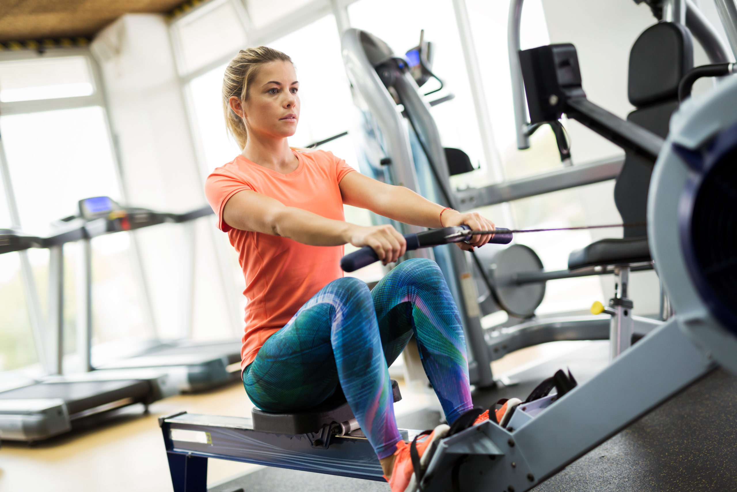 How to Incorporate the Rower into Your Workout Routine